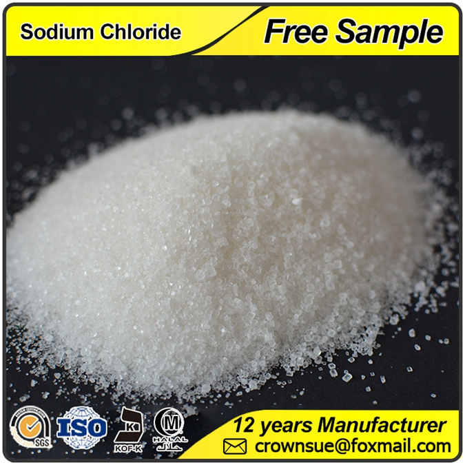 Top Quality Sodium Chloride NaCl industrial