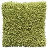 shaggy chenille Cushion Comfort throw Pillow