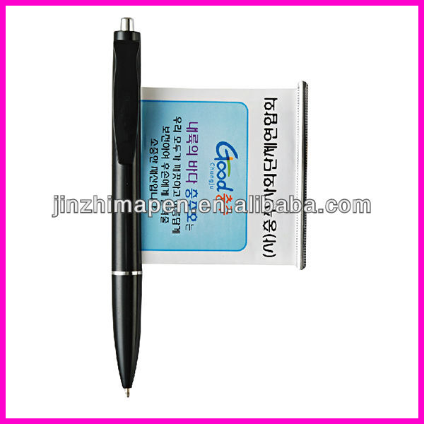 Perfect for promotional purposes roll up pen