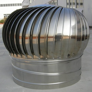 Wind Turbine Ventilator/China Profession Factory Roof Top stainless steel turbine Fan