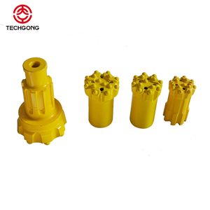 Factory Price DTH Drill Tungsten Carbide Button Rock Drilling Auger Bits