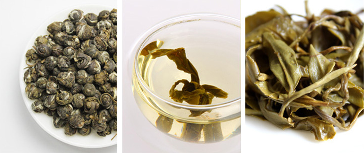 Chinese popular selling Jasmine Pearls Dragon Pearls - 4uTea | 4uTea.com