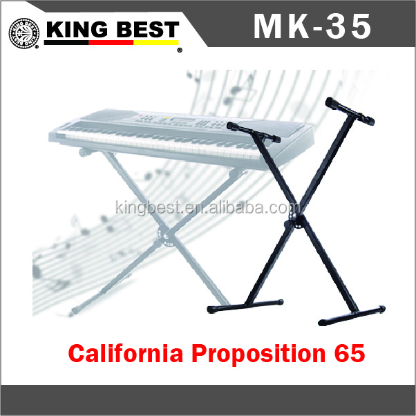 king bes Keyboard stand / Musical instrument keyboard /electronic keyboard stand / musical instrument stand / X Keyboard Stand