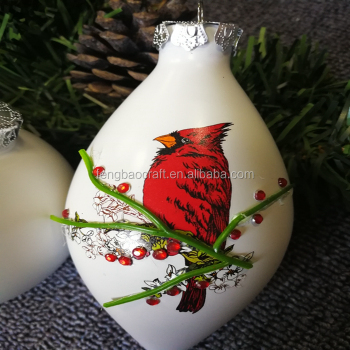 most fashioned hand painted christmas ball wholesale large plastic ball christmas ornaments with good service - Wholesale Large Christmas Decorations