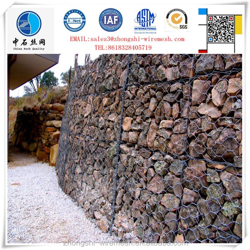 soldada jaula de piedra muro de contencin de gaviones caja de gaviones de piedra jaula pared