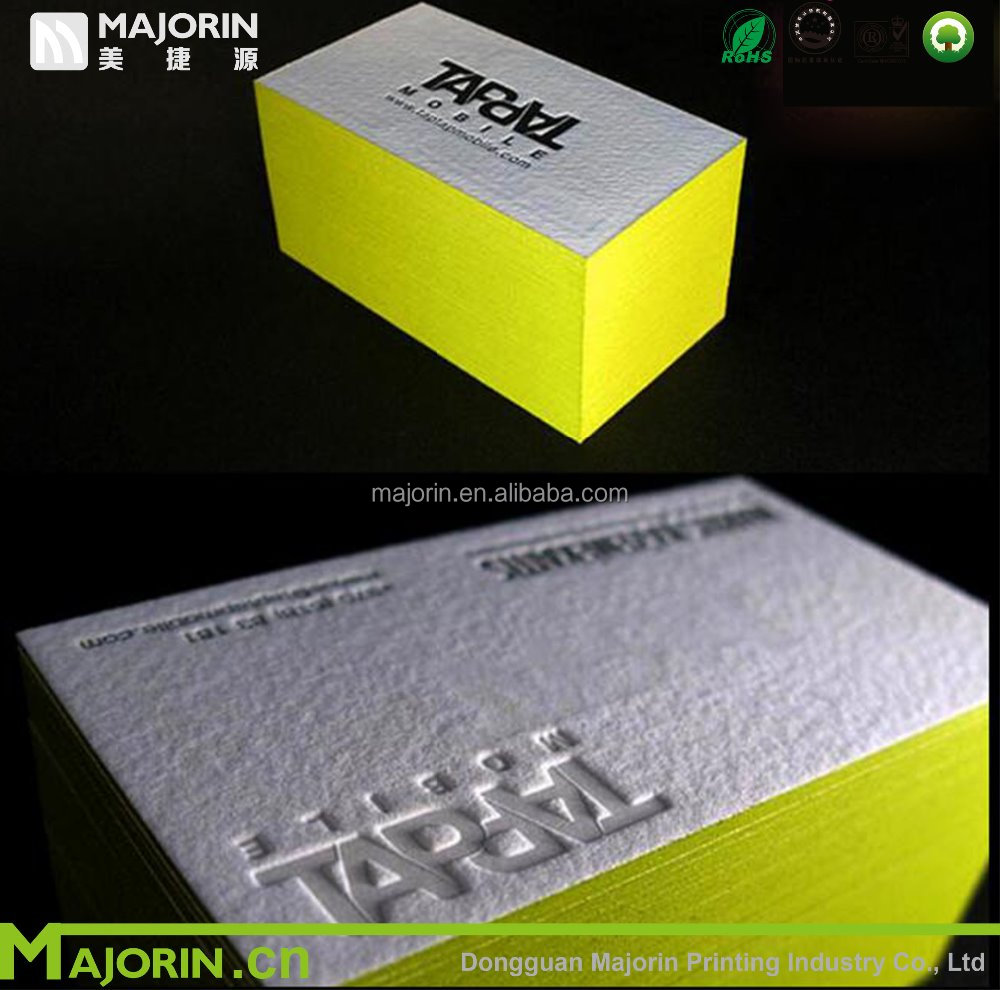 debossing business card debossing business card suppliers and