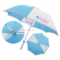 Household sundries children clear umbrella with security protection