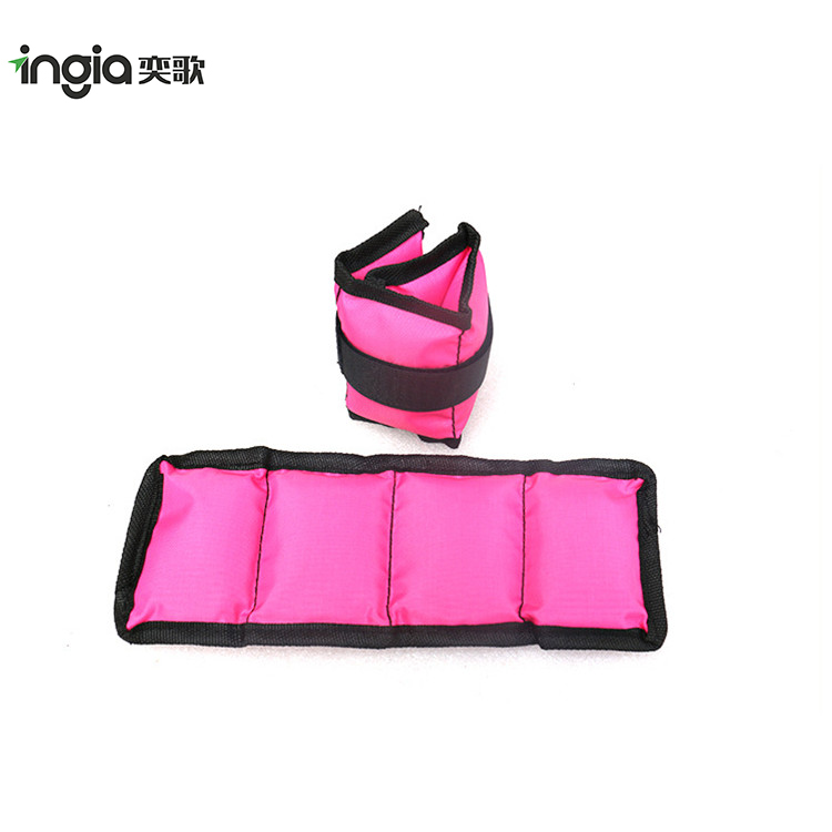 High Quality Neoprene Fitness Wrist Ankle Wraps Weight Workout Sandbags