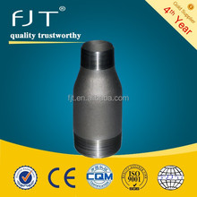 Pipe astm a105 forged high pressure pipe fittings reducing swage nipple