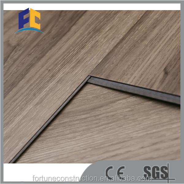 Plastic Click Flooring: Lantai Vinyl Wood Click Plastic Flooring