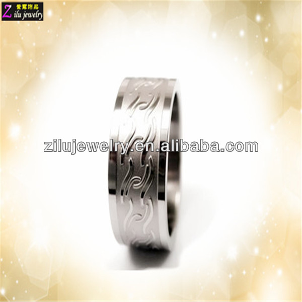 Surgical Steel Hot Selling Bear Ring