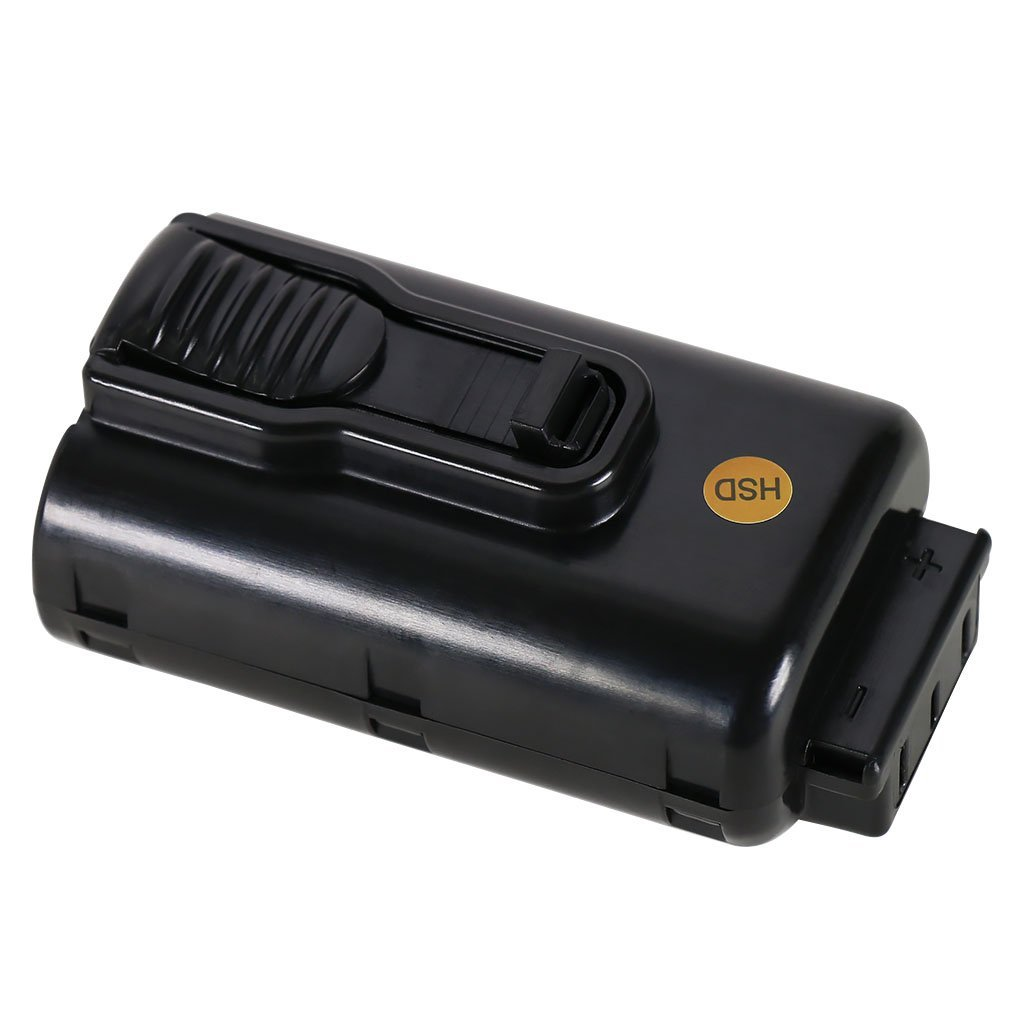 POWERAXIS 7.4v 1.5Ah Replacement for Framing Nailer Part Number 902654,902600 Corldless Drill Driver (Black)
