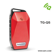 2 Watts PMR446 LPD433 FRS GPRS MINI Two Way <span class=keywords><strong>Radio</strong></span> Compact taille de livraison ( Quansheng chanceux pierre tg - q5 )