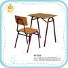 Cheap School Desk and Chair / Desk And Chair For School furniture