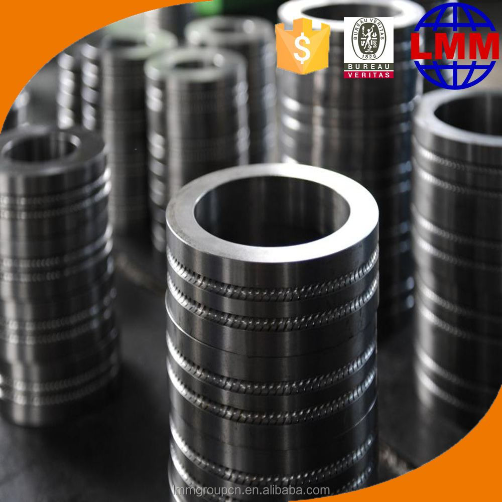 Tungsten carbide heavy alloy rolling ring