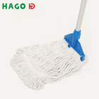 DEGO cangnan factory cotton blended yarn material 24oz industrial cleaning mop manufacturers