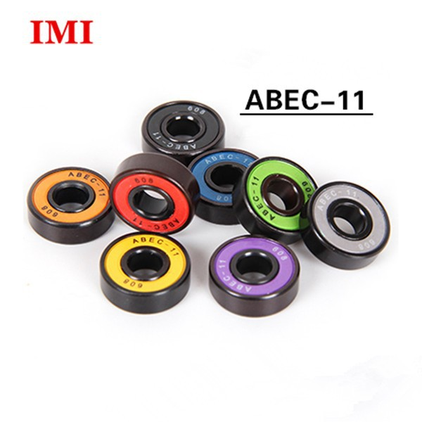 42-0011 abec-11 oil color custom printed 608 skates skateboard <strong>bearings</strong>
