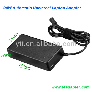 Wholesale 90W auto universal adapter 220v 12v 24v ac laptop ...