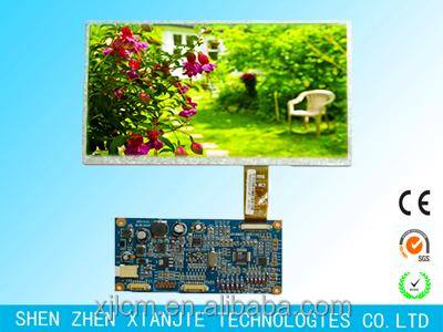 "lcd monitor 5 inch tft lcd display/5"" lcd module hdmi"