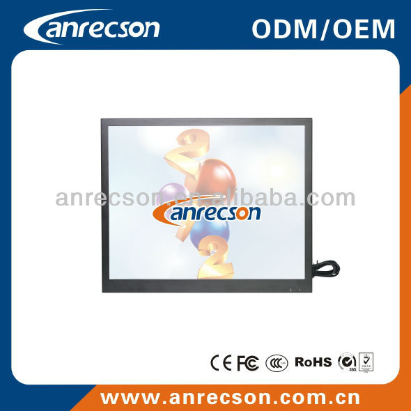 20'' Marine LCD Display with Touch Screen