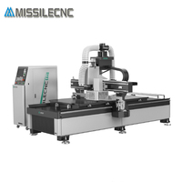 Carousel auto tool changer cnc router, wood engraving machine EA48