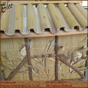 Bamboo rattan bird cage for sale