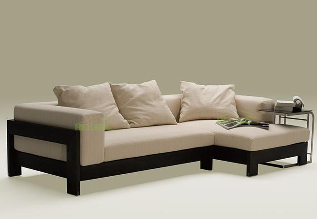 latest design hall sofa set wooden l shaped corner sofa 160#, View ...