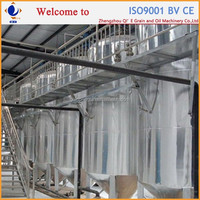 First class edible oil wax refinery to remove waxiness