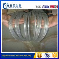 bwg&swg galvanized iron wire 22