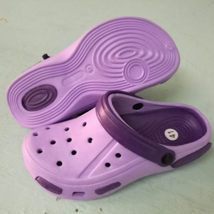 stock shoe Eva Plastic Summer garden clogs Wholesale Slipper For Woman