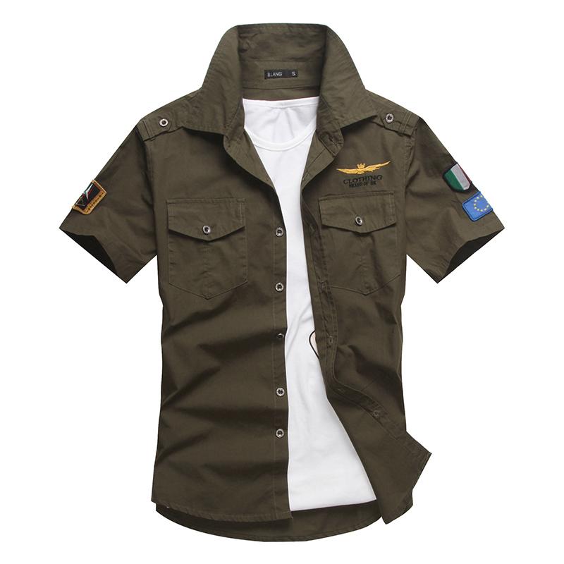Military Uniform Shirt 40