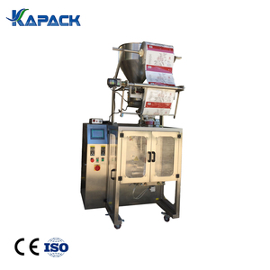 High density castor oil seeds packing machine