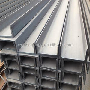 Hot Dip Galvanized cold rolled steel channel UL certified