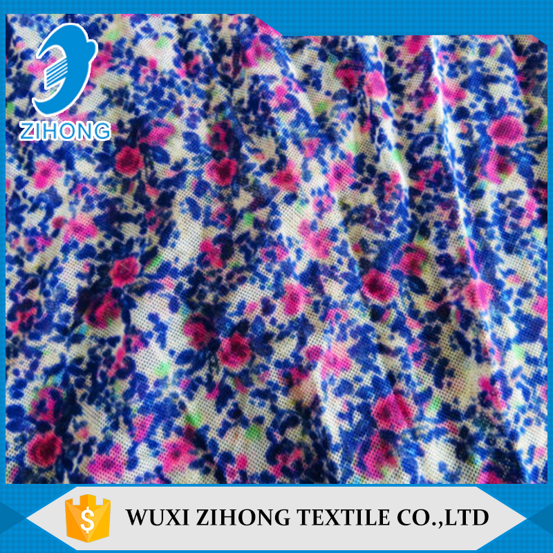 New style underwear lycra fabric sublimation printing