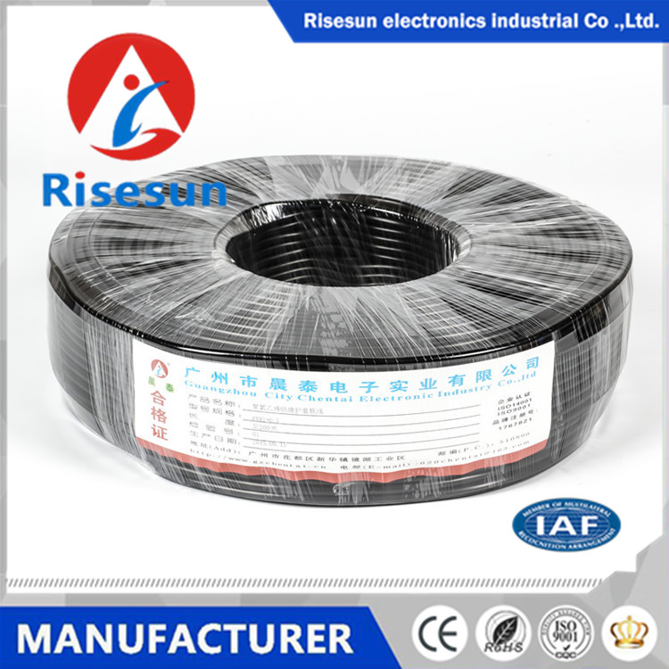 guangzhou china Electrical cables Electricity cheap price electric wires security roller cable wire