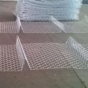 Woven mesh gabion mattresses/Welded Gabion Baskets