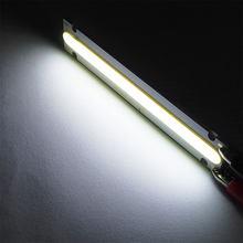 100x20 мм теплый белый холодный белый 5 Вт COB светодиодные лампы полосы чип на борту IC источник света DC 6-7 в супер энергосберегающее светодиодно...(Китай)