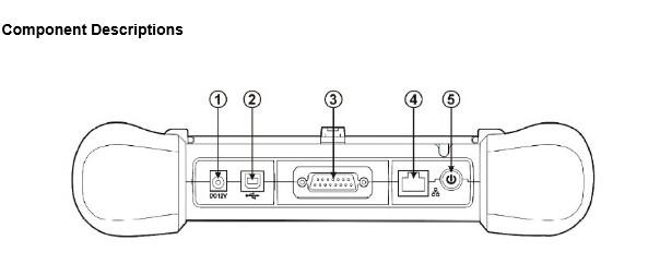 automotive diagnostic tool autel maxidas ds708 autel