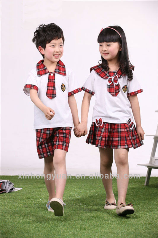 School Uniforms Models Kids