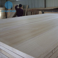 High Quality Soft Paulownia Wood for Surfboards