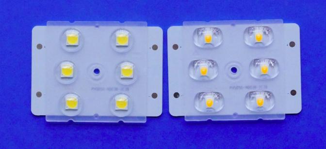 Warm White 3000K Custom 5050 Led Aluminum PCB Board