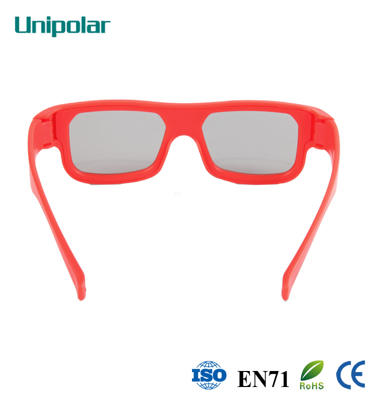 2015 Newest brighting color circular polalized 3D glasses