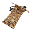 Custom Digital Printed Microfiber Sunglasses Soft Pouch Bag