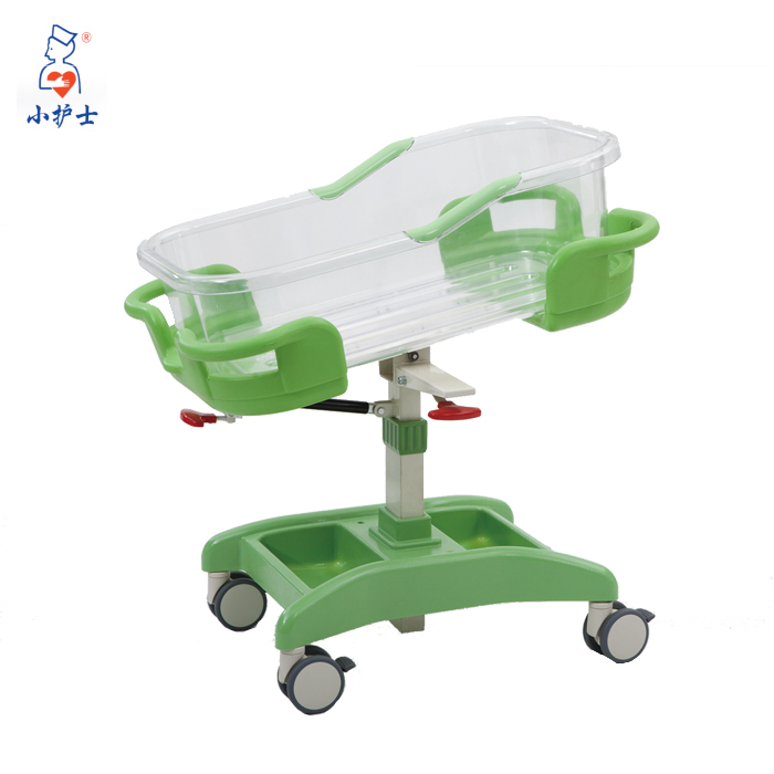 admirable B-46 mobile neonatal nursing cot infant hospital bed baby cot