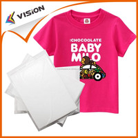 Screen Printing Forever Textile T-shirt Self Weeding Heat Transfer Paper