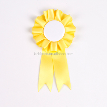 を祝うカスタムロゴ賞リボンブランク金属ピンバッジ用卒業 buy 空白