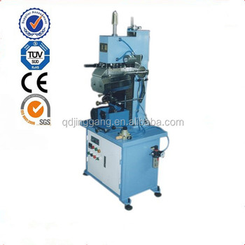 Custom License Plate Hot Stamping Machine Car Licence