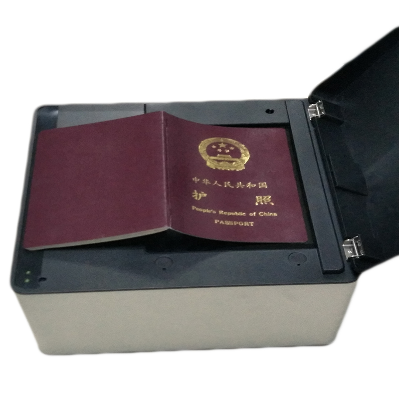 Plustek SecureScan X150 Document MRZ OCR Paspoort Reader Scanner