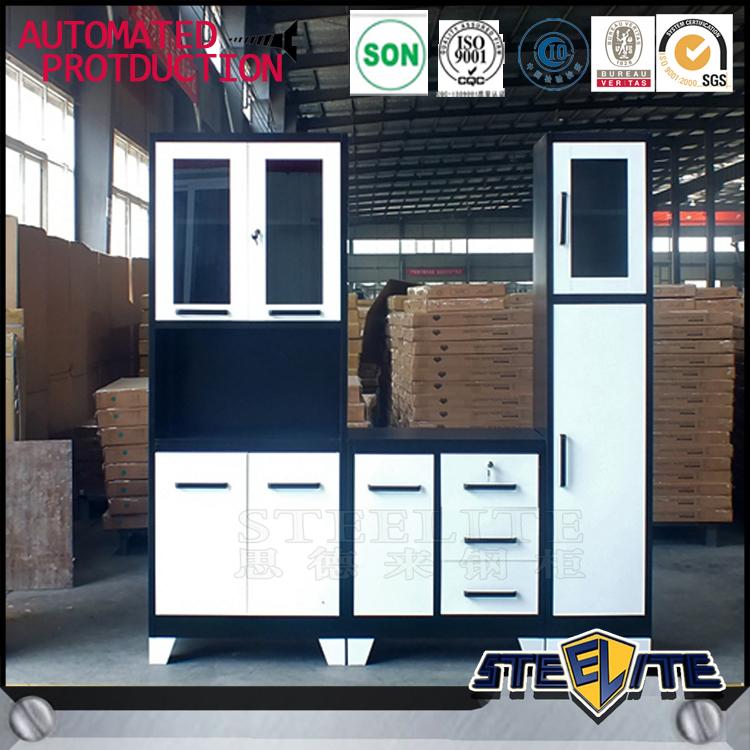 Top brand metal kitchen cabinet egger kitchen cabinet for China kitchen cabinets direct