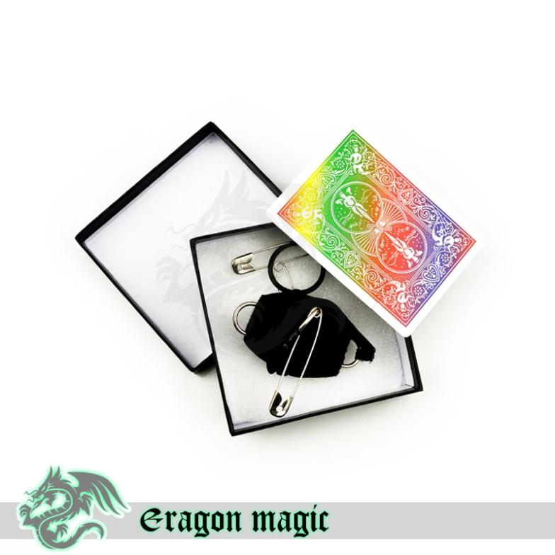 image Gypsy raven magic trick